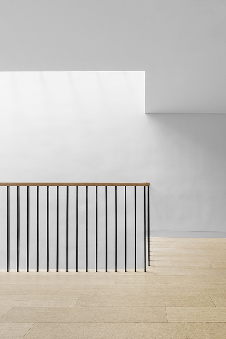 Zoe Wetherall / Interior Architecture / Stair Lines