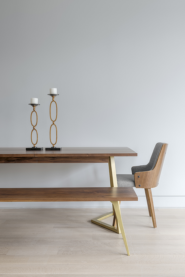 Zoe Wetherall / Interior Architecture / Table Setup