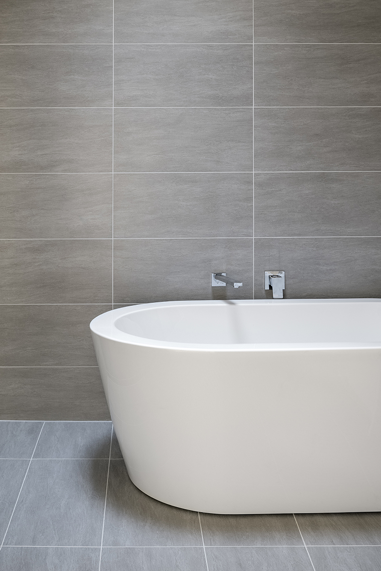 Zoe Wetherall / Interior Architecture / Bath Detail