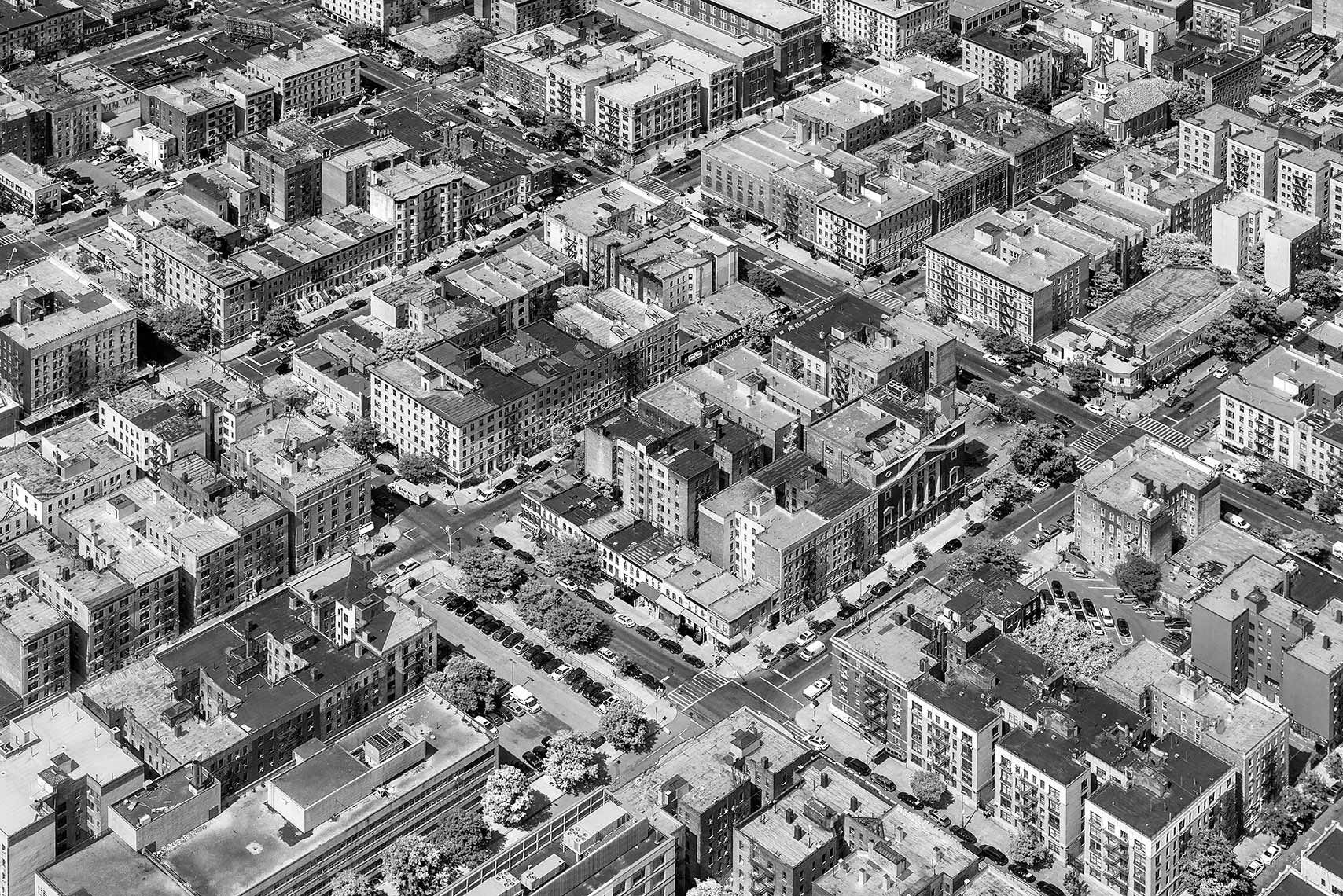 Apartments Aerial Landscape Architecture NYC New York City Helicopter