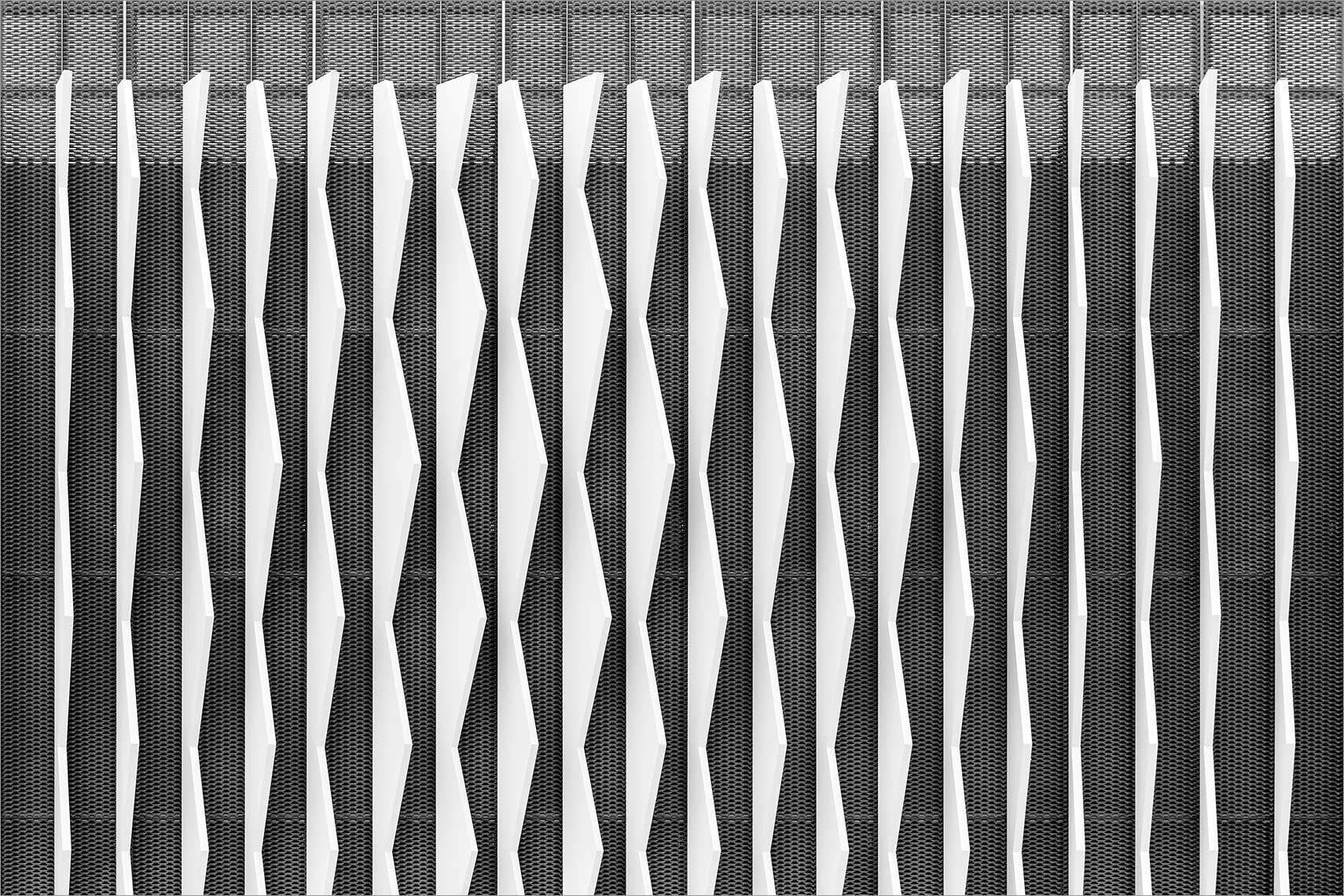 Eastland  Architecture Abstract Facade Melbourne