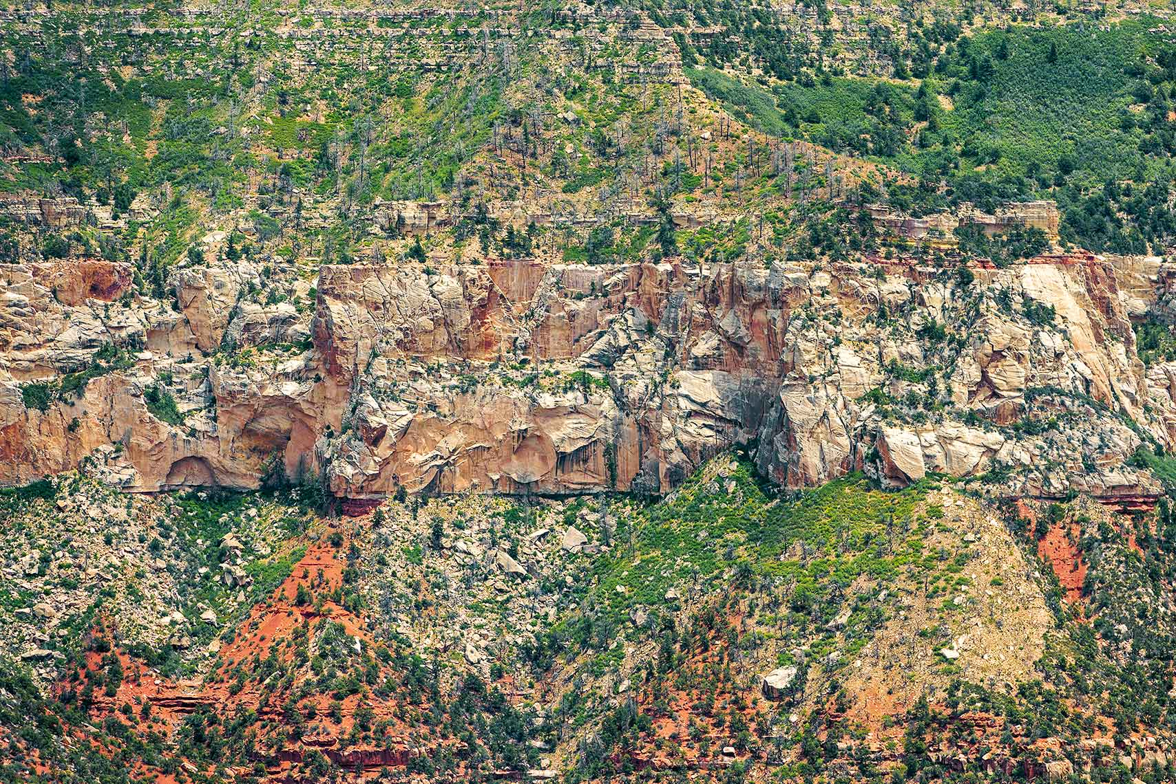 Zoe Wetherall / Aerial Landscape / Grand Canyon