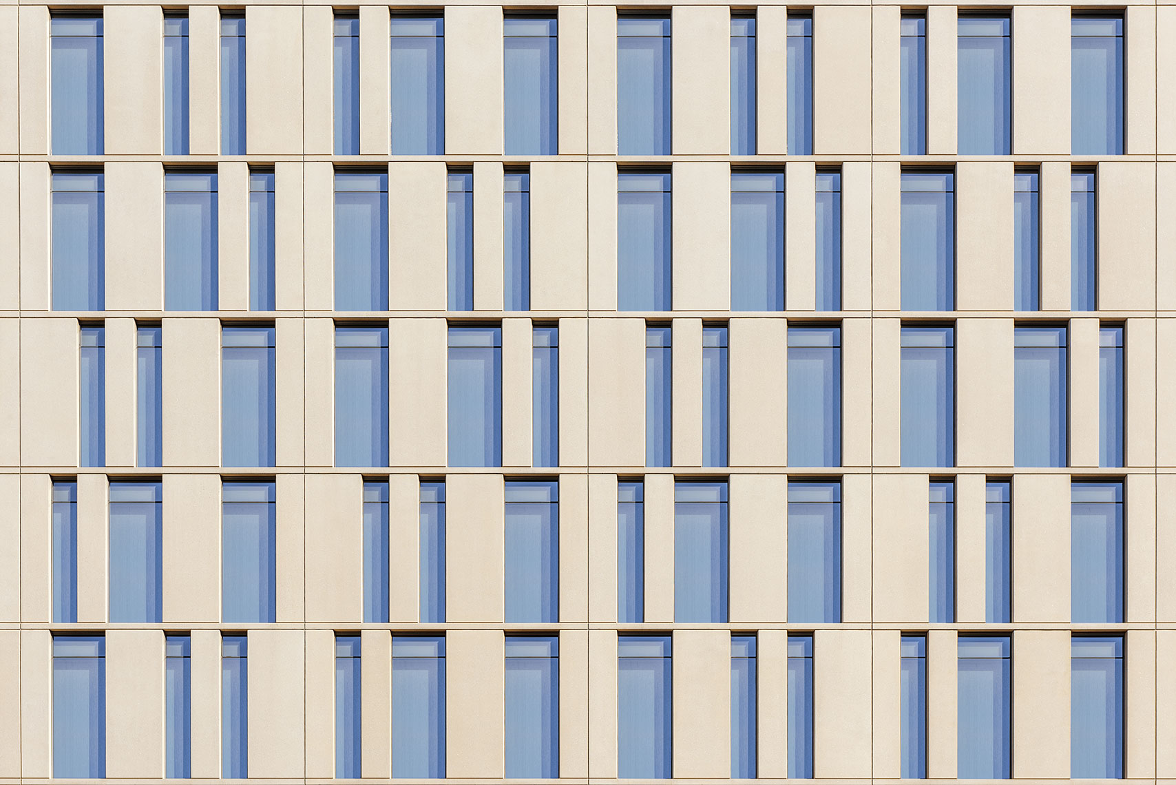 LAPD Headquarters Architecture Abstract Facade Los Angeles