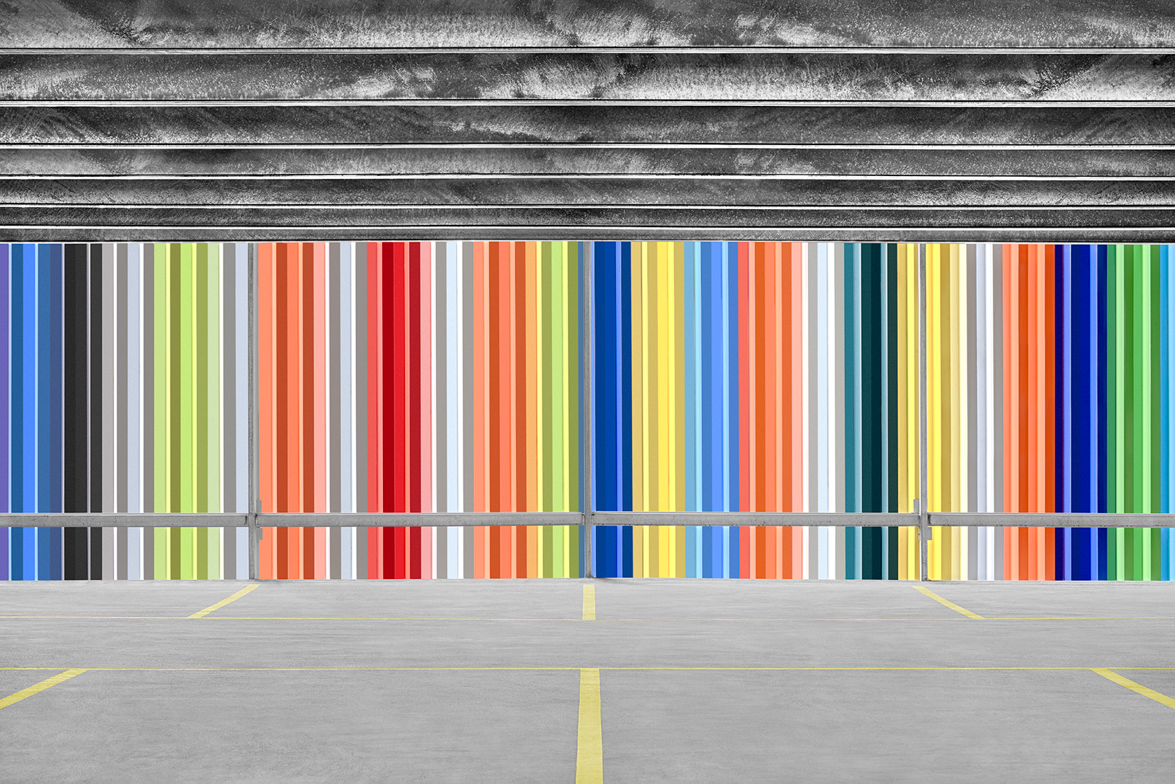 Zoe Wetherall / Architecture / Rainbow