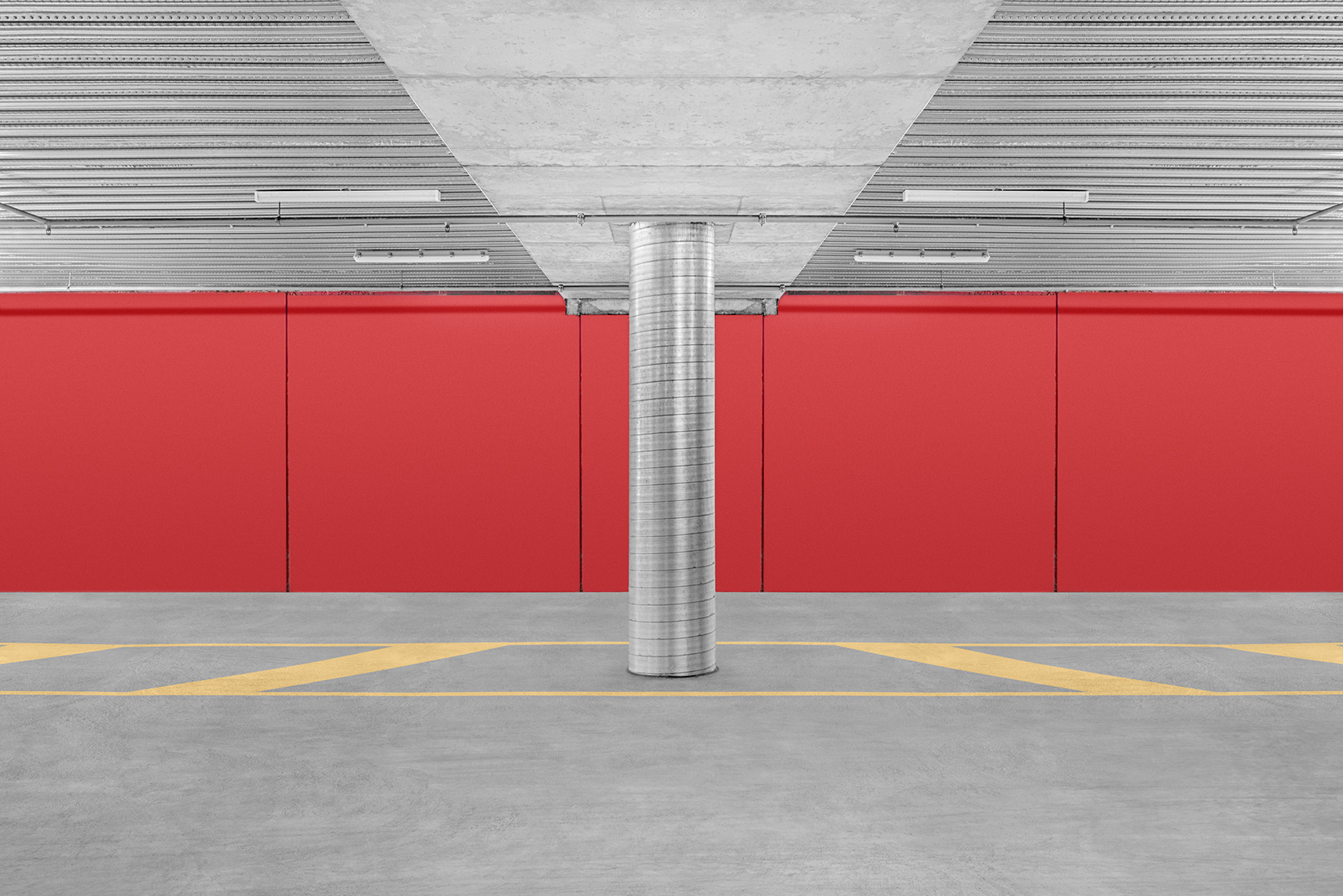 Zoe Wetherall / Architecture / Red