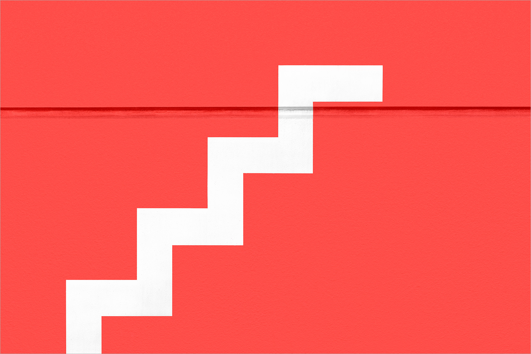 Zoe Wetherall / Architecture / Red Stair