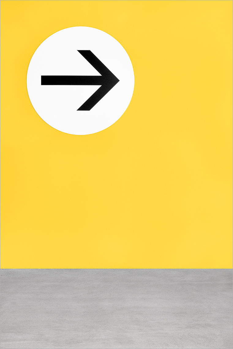 Zoe Wetherall / Architecture / Yellow Arrow